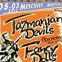 '77 пънк рок от Германия - Fancy Dolls ще открият концерта на The Tazmanian Devils