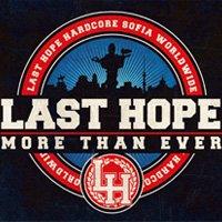 Спечели новия албум на Last Hope и смъкни една песен от него!