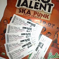 Два билета за концерта на Zero Talent и два диска чакат да бъдат спечелени