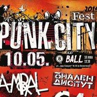 Punk City Fest 2014