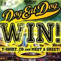 Изпий по бира заедно с Dog Eat Dog и вземи безплатни тениска и диск
