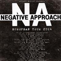 Negative Approach в София през септември