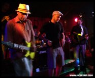 The Toasters (САЩ), Deal's Gone Bad (САЩ), Senor Buffo & The Synchronizers #2 - София - Backstage