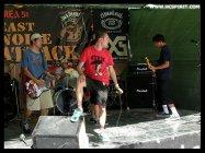 East Noise Attack Fest 4 (втори ден) - Варна - Индустриална зона