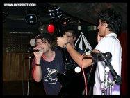Ska Non Tropo (Гърция), La Muchedumbre, Скърт - София - Backstage