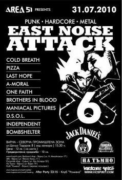 East Noise Attack Fest VI