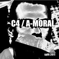 Грабвай няколко песни на C4 и A-Moral от новия им сплит