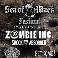 Ето и пълната информация плюс плаката за Sea Of Black Fest 2013