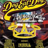 Виж подгряващите банди за Dog Eat Dog и при кого отиват петте награди