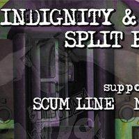 Indignity и Blackmail издават сплит албум тази седмица