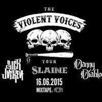 Не просто хип хоп - Danny Diablo, Sick Jacken и Slaine идват утре