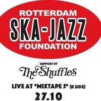 Билетите за Rotterdam Ska Jazz Foundation са в продажба, The Shuffles подгряват