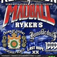 Last Hope ще са част от евро турнето на Madball, Rykers, Crown Of Thornz и Knuckledust
