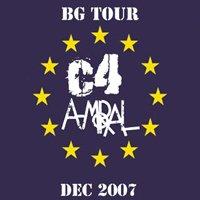 C4 и A-Moral на съвместно мини турне в България