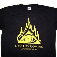 New Day Coming - тениска