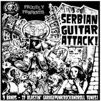 V.A. - Serbian Guitar Attack