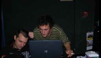 Yellow Cap (Германия), Dopotamix Sound Pista DJs - София - The Box